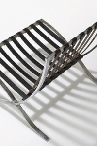 Barcelona Lounge chair strap photo